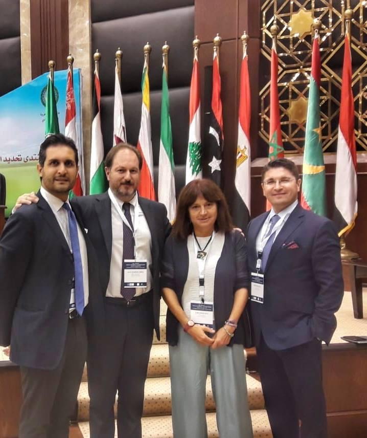 ALIS partecipa alla missione italiana di enti ed imprenditori in Egitto