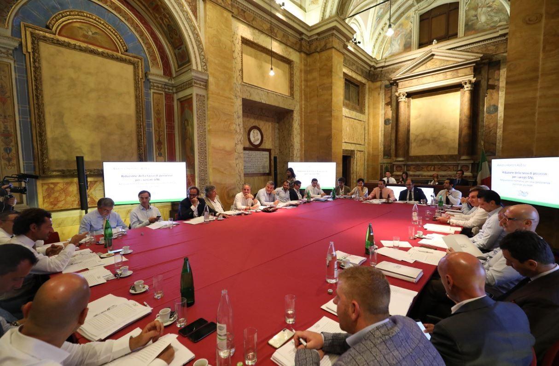 Consiglio direttivo ALIS: proposte tecniche sul trasporto sostenibile, aggiornamento dello studio sull'economia insulare e protocollo di intesa con MAREVIVO
